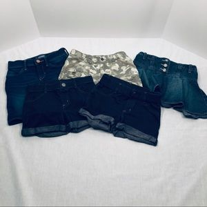 Other - Bundle of 6/6X girls shorts
